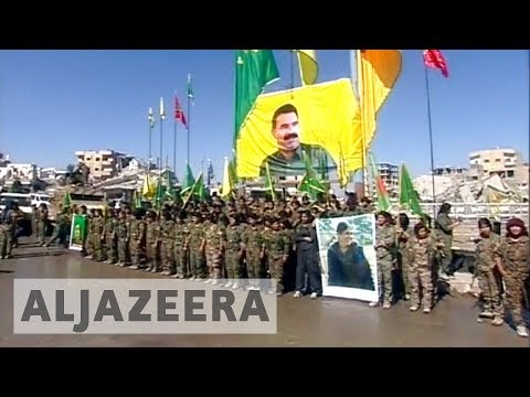 Turkey worried over growing Kurdish influence in Syria after Raqqa's capture