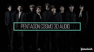 Gambar cover PENTAGON - COSMO 3D AUDIO (USE HEADPHONES!)