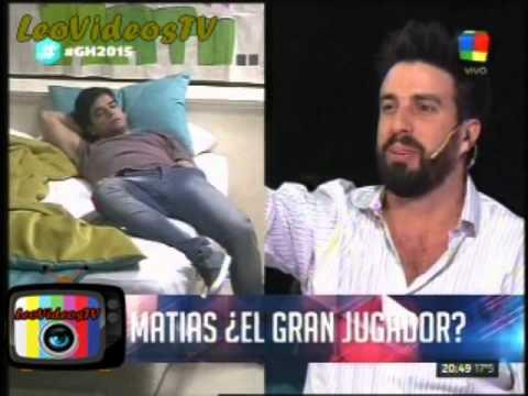 Brian dice que Matias es un parasito en el debate GH 2015 #GH2015 #GranHermano