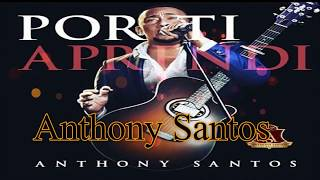 Por Ti Aprendi (Audio) - Antony Santos  (Video)