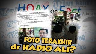 Hoax or Fact: Viral Foto Terakhir Dokter Tangani Corona Ketemu Keluarga di Gerbang sebelum Meninggal