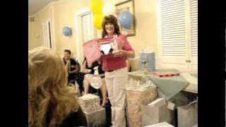 Micheles Life Long Panty Clothesline  Bridal Shower Gift  Funny