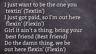 Tory Lanez - FlEXiBle (FEAT. Chris Brown & Lil Baby) HQ Lyrics