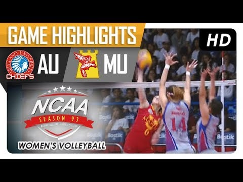 NCAA 93 WV: AU vs. MU | Game Highlights | January 4, 2018