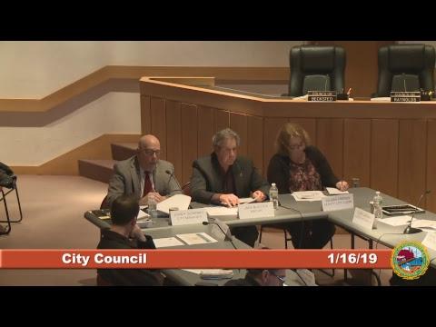 City Council 1.16.19