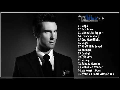 Adam Levine: Best Of Adam Levine Collection Mp3