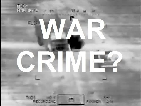 US Army Apache Helicopter Attack In Iraq - War Crime?