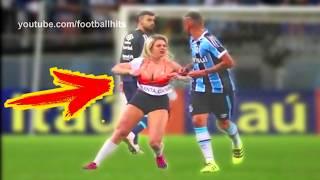 WOMEN'S   FOOTBALL FUNNY / NEW FUNNY   FOOTBALL ⚽ VINES #11 FAILS MOMENTS 2017 GOALS