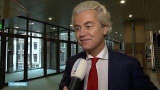 Wilders 'viert' 25 moties van wantrouwen: 'Er zullen er nog vele volgen' - RTL NIEUWS