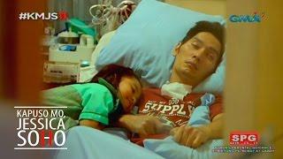 Kapuso Mo, Jessica Soho: Ang kwento ng batang ginigising ang amang naka-comatose
