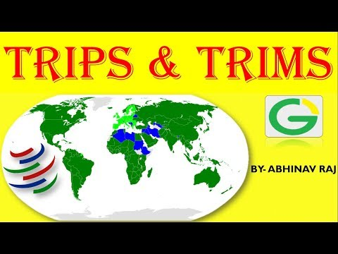 360° VIEW II TRIPS & TRIMS II WTO SERIES II ALL DOUBTS DESTROYED