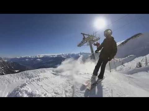 Skispaß in Ovronnaz