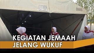 Ragam Kegiatan Jemaah Haji Sebelum Wukuf Arafah, Mulai dari Dzikir hingga Kongkow