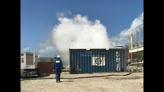 TEP's Geothermal Analytics Approach Confirmed in Nevis by GeothermEx