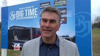 Big Time Entertainment Groundbreaking in Oxford