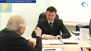 Сегодня в поселке Пролетарий работала Мобильная приемная прокурора области