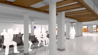 East Midlands Airport Redevelopment Fly Through