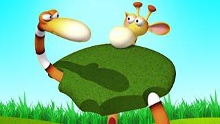Gazoon | КАМУФЛЯЖ | Мультфильм для детей | Газун новые серии