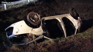 Prometna nesreča v Mekotnjaku