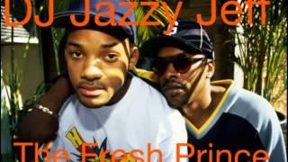 "DJ Jazzy Jeff & The Fresh Prince   Hip Hop Dancer"""