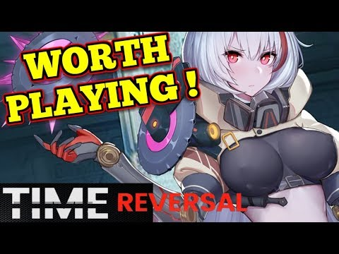 TIME REVERSAL : First Impressions