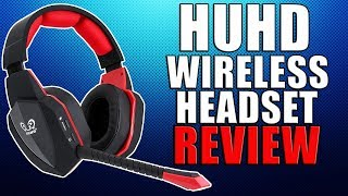EasySMX HUHD Wireless Headset Review