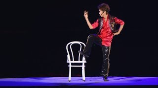 Ohno Satoshi dance compilation