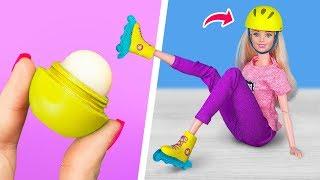 Wir Sind Nie Zu Alt Für Puppen / 10 DIY Barbie Möbel und Accessoires Aus Make-Up