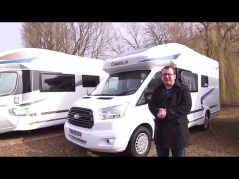 The Practical Motorhome Chausson Flash 610 review