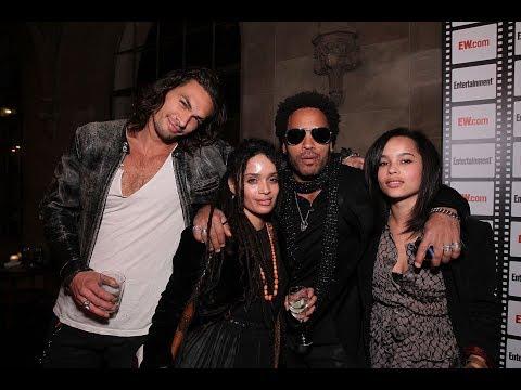 Lenny Kravitz's Birthday Post For Jason Momoa Had People Praising Lisa Bonet – Today News