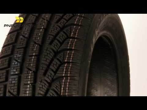 Youtube Pirelli WINTER 210 SOTTOZERO SERIE II 205/55 R17 95 H XL FR Zimní