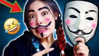 ตลกสุดๆ จ้าว แต่งหน้าเป็น คนใส่หน้ากาก ไปซื้อของที่เซเว่น ❤ JKiz