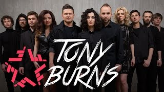 Tony Burns - Cheerful Guys (арт-трек)