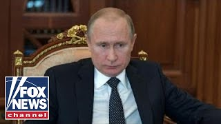 Putin: Russia condemns the attack against Syria - Video Youtube