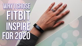 Fitbit Inspire Review 2020 Why I Chose It