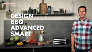Gastroback Kontaktgrill 42542 Design BBQ Advanced Smart