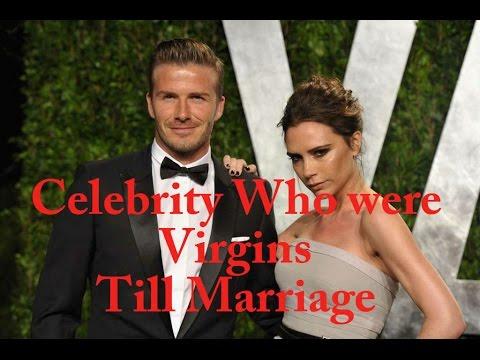 Famous Celebrity who were virgins till Marriage || No Premarital Sex