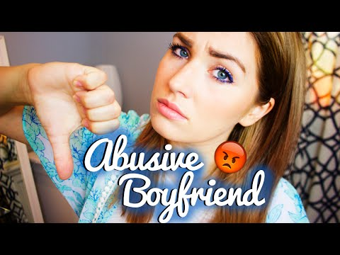 About My Abusive Boyfriend | Follow Me Around Friday