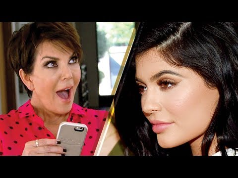 Did Kris Jenner Just ACCIDENTALLY Spill Kylie's Baby's Name!!?