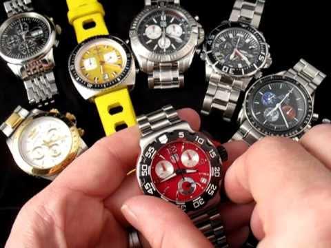 Jak fungují chronografické hodinky