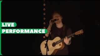 Ed Sheeran - I See Fire (Live at Paddington Town Hall for iHeart Radio)