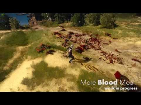 Steam Community :: Video :: The Witcher 3 Mods - More Blood Mod