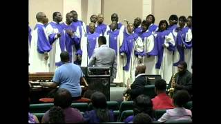 Birmingham Mass GMWA Give Yourself to Jesus