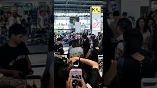 20180630 #ทีมพีรญา #TeamPeraya เมื่อคนพี่คนน้องเจอกัน Krist - Singto Are Going To Singapore