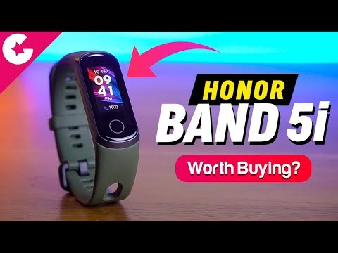 Honor Band 5i Review - Watch Before You Buy!!