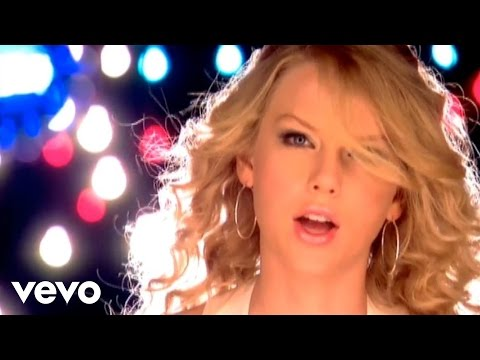 Change performed by Taylor Swift