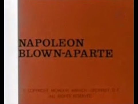The Inspector: NAPOLEAN BLOWN-APARTE (TV version, laugh track)