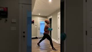 Workout with Ashley from Shape Your Life Studios