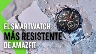 El nuevo AMAZFIT T-REX llega a España: precio y disponibilidad oficiales