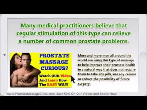 Storia medica di prostatite Urologia